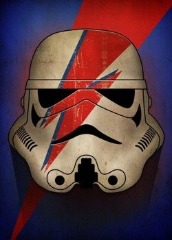 plakat z metalu STAR WARS - ZIGGY