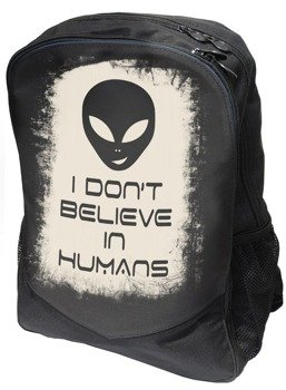 plecak DARKSIDE - ALIEN DON'T BELIEVE IN HUMANS