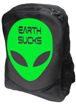plecak DARKSIDE - EARTH SUCKS