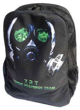 plecak DARKSIDE - ZOMBIE GAS MASK