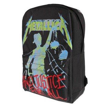 plecak METALLICA - JUSTICE FOR ALL