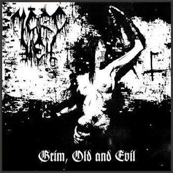 płyta CD: MORDHELL - GRIM, OLD AND EVIL (FA666 002)