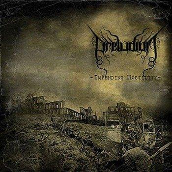 płyta CD: PRELUDIUM - IMPENDING HOSTILITY