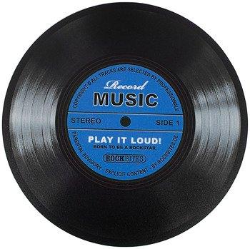 podkładka pod mysz RECORD MUSIC - BLUE