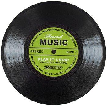 podkładka pod mysz RECORD MUSIC - GREEN