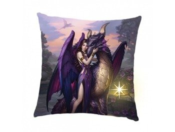poduszka LIGHT UP CUSHION DRAGON