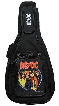 pokrowiec do gitary akustycznej AC/DC