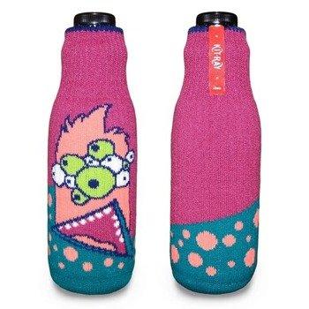 pokrowiec na butelkę/puszkę KIT-RAY - MR PINK