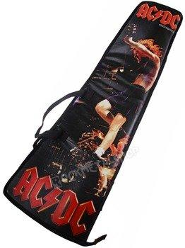 pokrowiec ocieplany AC/DC - ANGUS do gitary elektrycznej
