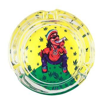 popielniczka szklana RASTA 1