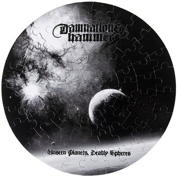 puzzle DAMNATION'S HAMMER - UNSEEN PLANETS