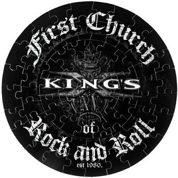 puzzle KING'S X - FIRST CHURCH