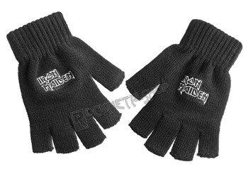 rękawiczki IRON MAIDEN - LOGO
