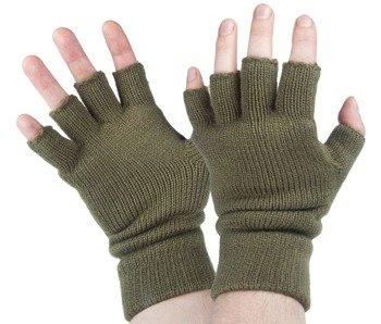 rękawiczki bez palców THINSULATE  OLIVE
