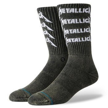 skarpetki METALLICA - STACK (black)