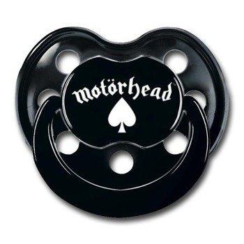 smoczek MOTORHEAD - LOGO 2 (od 6 do 18 miesięcy)