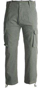 spodnie bojówki HEAVY WEIGHT olive