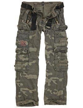 spodnie bojówki ROYAL TRAVELER TROUSER - ROYALCAMO