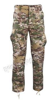 spodnie bojówki US RANGER HOSE tactical camo