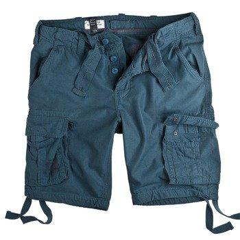 spodnie bojówki krótkie AIRBORNE VINTAGE NAVY
