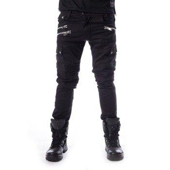 spodnie męskie CHEMICAL BLACK - ANDERS