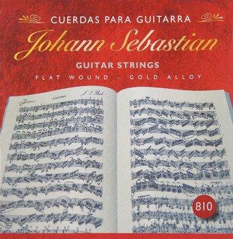 struny do gitary klasycznej JOHANN SEBASTIAN Gold Alloy 810 Medium