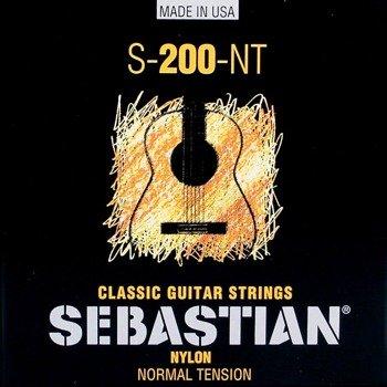 struny do gitary klasycznej SEBASTIAN S-200-NT Normal Tension