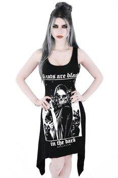 sukienka KILL STAR - BLACK CATS