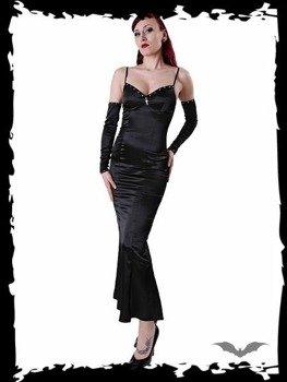 suknia gotycka QUEEN OF DARKNESS