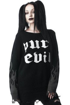 sweter KILL STAR - PURR EVIL
