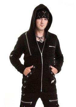 sweter/bluza VIXXSIN - JUDGEMENT, z kapturem