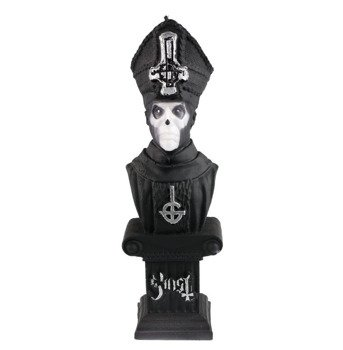 świeca GHOST - PAPA EMERITUS - BLACK MATT