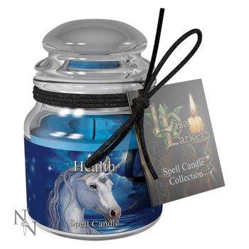 świeczka HEALTH SPEEL - ALOE VERA, zapachowa