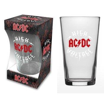 szklanka do piwa AC/DC - HIGH VOLTAGE
