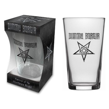 szklanka do piwa DIMMU BORGIR - FORCES OF THE NORTHERN NIGHT