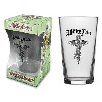 szklanka do piwa MOTLEY CRUE - DR. FEELGOOD