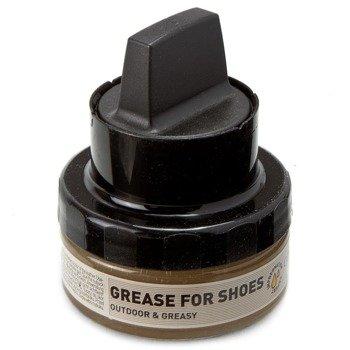 tłuszcz do obuwia i skór z zestawem czyszczącym BEZBARWNY - COCCINE
