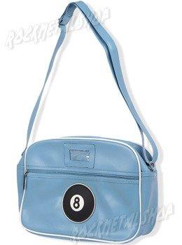 torba 8-BALL PILOT-BAG BLUE