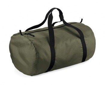 torba podróżna BARREL, olive/black