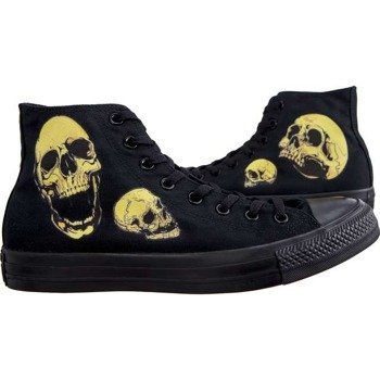 trampki CONVERSE(M3310) - CHUCK TAYLOR ALL STAR GOLD SKULL BLACK