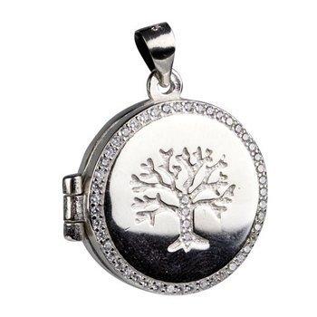 wisior/zawieszka TREE OF LIFE, srebro 925