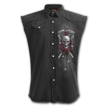 workshirt DOTD BIKERS bez rękawów