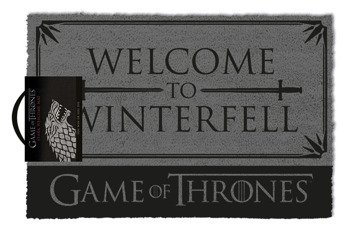 wycieraczka GAME OF THRONES - WELCOME TO WINTERFELL