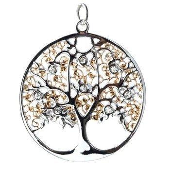 zawieszka/wisior TREE OF LIFE SILVER