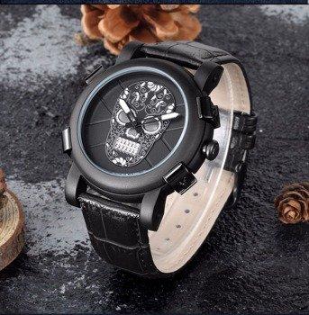 zegarek BLACK SKULL