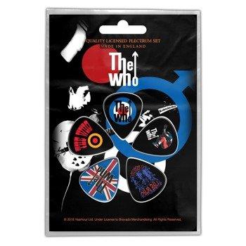 zestaw kostek THE WHO - PETE TOWNSEND (5 szt)