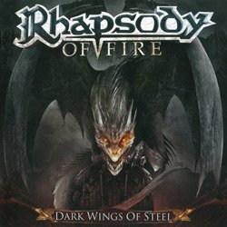 RHAPSODY OF FIRE: DARK WINGS OF STEEL (CD)