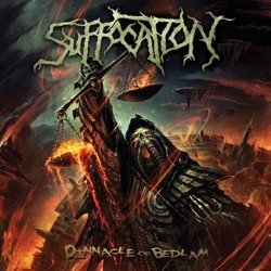 SUFFOCATION: PINNACLE OF BEDLAM (CD)