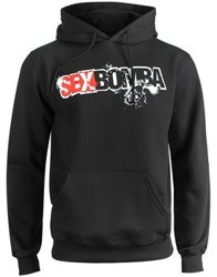 bluza z kapturem SEXBOMBA  - 35 YEARS