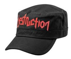 czapka DESTRUCTION - LOGO